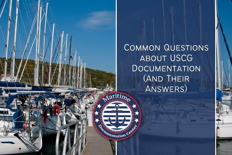 Common Questions about USCG Documentation